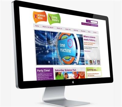 企业网站设计的不足与经常更新的必要性