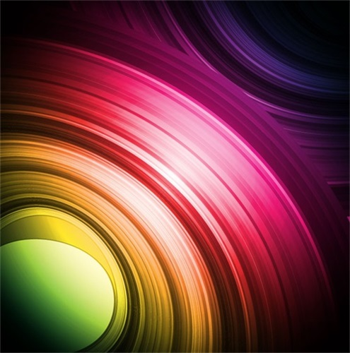 如何让网站设计更有吸引力?试试霓虹色的特殊效果